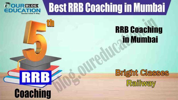 Railway Coaching Centers in Mumbai