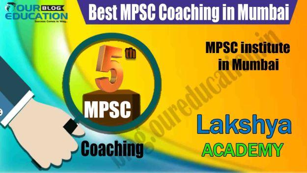 MPSC coaching in Mumbai