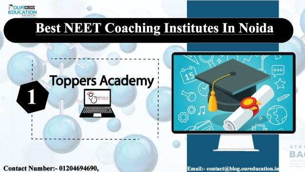 Top NEET Coaching Institutes In Noida