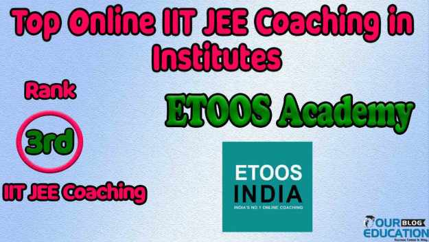 Best Online IIT JEE Coaching Centre