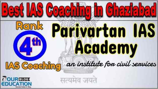 Top IAS Coaching Institute in Ghaziabad