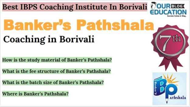 Top coaching Classes for IBPS Bank Coaching in Borivali