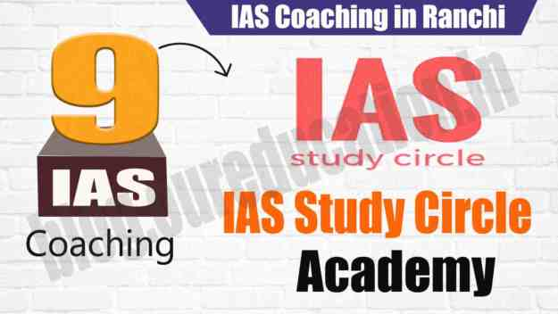 Top IAS Coaching in Ranchi