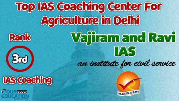 Best Civil Services Coaching for Agriculture in Delhi