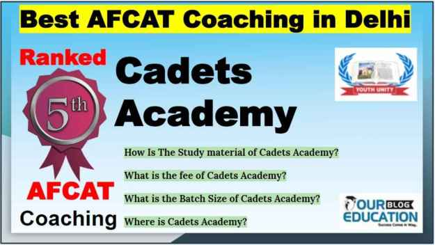 Best AFCAT Coaching Center in Delhi
