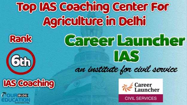 Top UPSC Coaching for Agriculture in Delhi