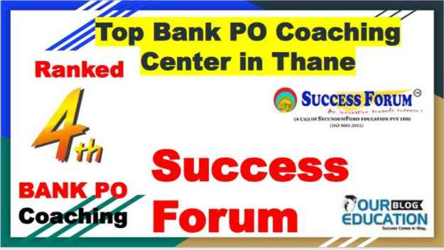 Best Bank Po Coaching Institute in Thane