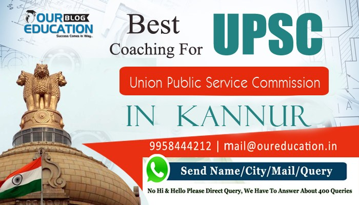 Top UPSC Coaching Institute in Kannur