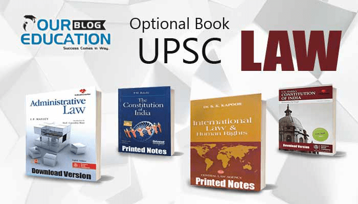 Optional Books of LAW