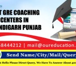Best GRE Coaching centers in Chandigarh Punjab