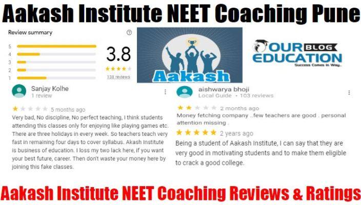Aakash Institute NEET Coaching center in pune.