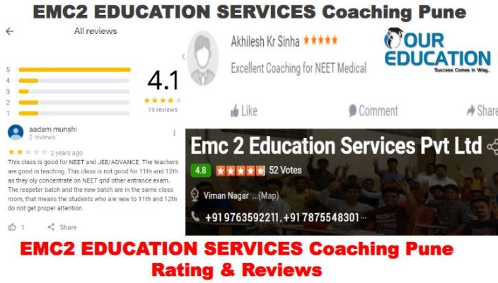 EMC2 EDUCATION SERVICES Coaching in Pune