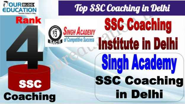 Best SSC Coaching in Delhi