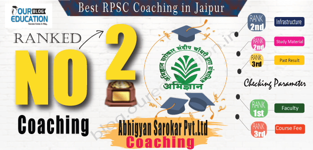 Top RPSC Coaching in jaipur