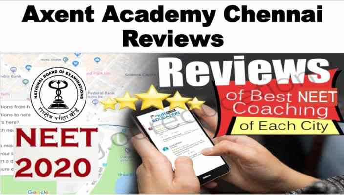 Axent Academy Chennai Review