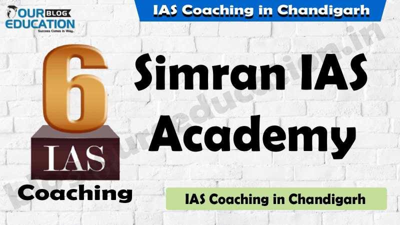 Top IAS Coaching in Chandigarh