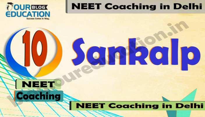 Best NEET coaching Delhi