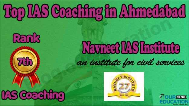 Top IAS Coaching institutes in Ahmedabad