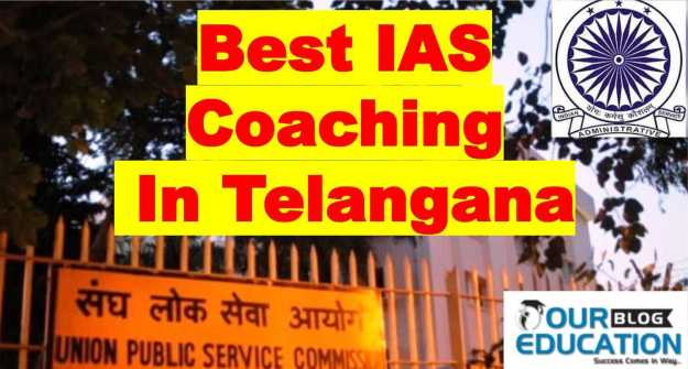 Best IAS Coaching Institute in Telangana