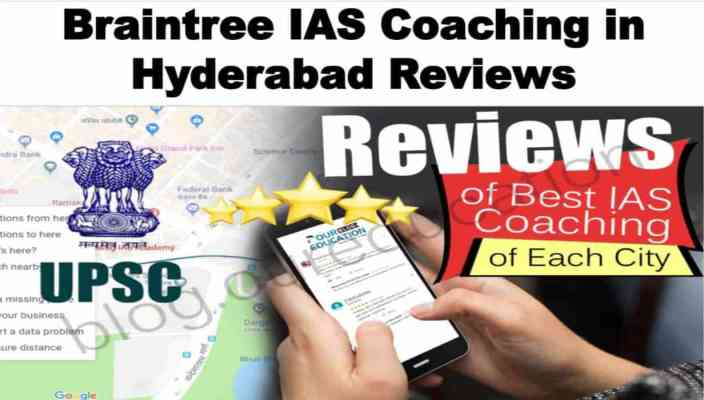Brain Tree IAS Hyderabad Reviews