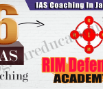 Top IAS Coaching of Jaipur