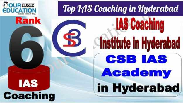 Best Civil Services Coaching Institute in Hyderabad