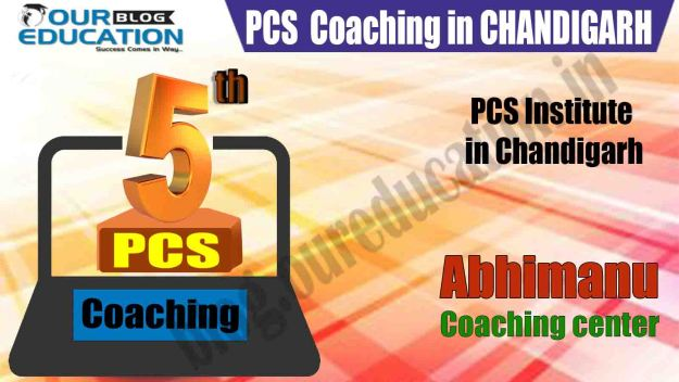 Top PCS Coaching Center in Chandigarh
