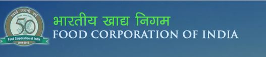 Food corporation of India Recruitment 2019