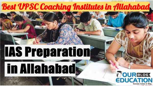 Best IAS Coaching Institute in Allahabad