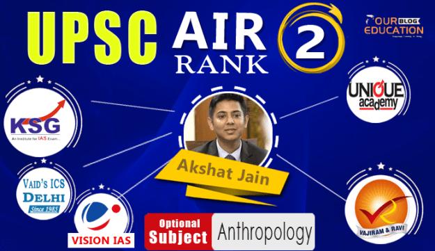 akshat jain UPSC Air 2 topper strategy