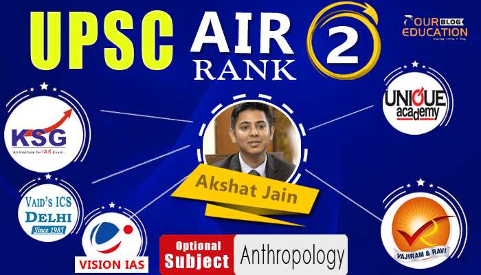 akshat jain UPSC Air 2 topper strategy