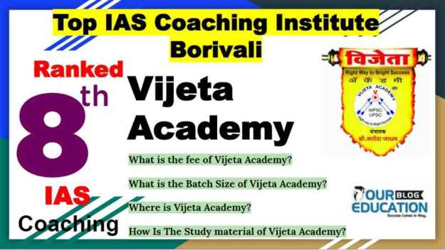 Top IAS Coaching Institute in Borivali