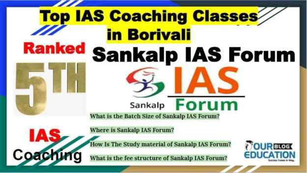 Top IAS Coaching Center in Borivali