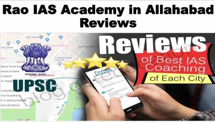 Rao IAS Academy Allahabad Reviews