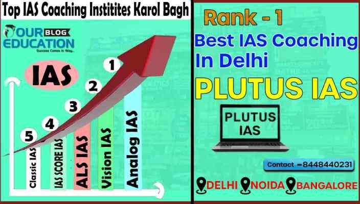 Best IAS Coaching institute in Karol Bagh