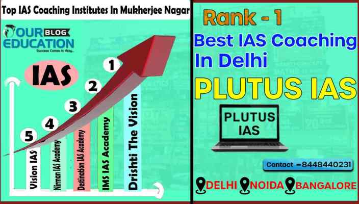 IAS Coaching in Mukherjee Nagar