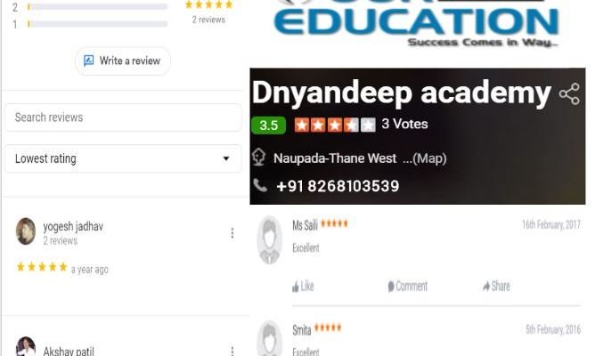 Dnyandeep Academy MPSC Institute for MPSC in Thane