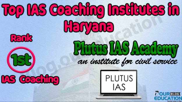 Best IAS Coaching in Haryana