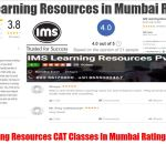 IMS Learning Resources CAT Classes In Mumbai Review