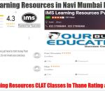 IMS Learning Resources CLAT Classes in Navi Mumbai Review