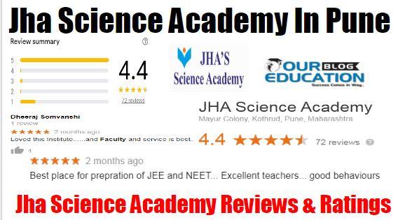 Jha Science Academy