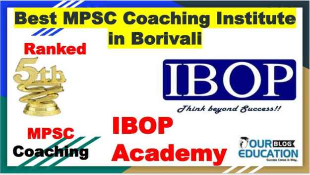 Best MPSC Classes in Borivali