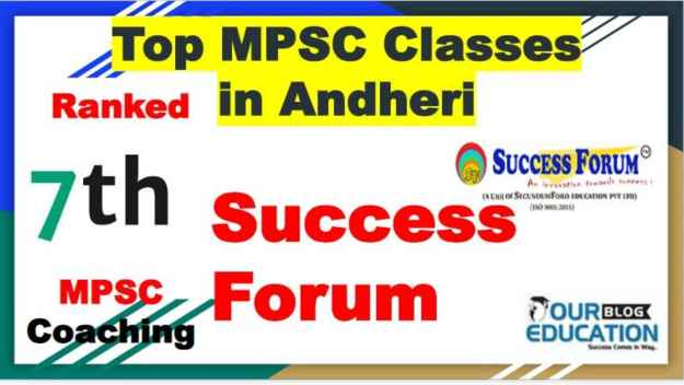 Top MPSC Coaching Center in Andheri