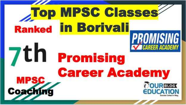 Best Coaching Classes for MPSC in Borivali