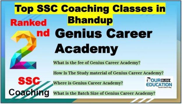 Best SSC Coaching Classes in Bhandup