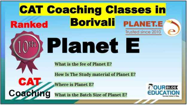 Top Coaching Classes for MBA in Borivali
