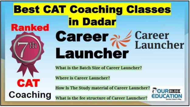 Best CAT Coaching Institute in Dadar