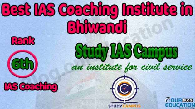 Top Civil Services Coaching in Bhiwandi