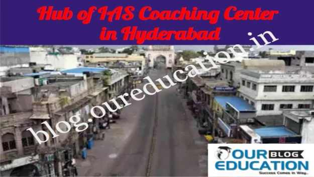 Hub of IAS Coaching in Hyderabad 4