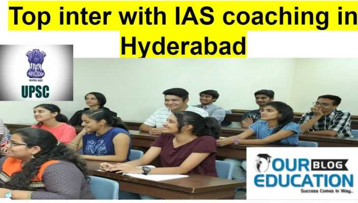 Inter with IAS Coaching in Hyderabad